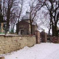 Church of Mihail, Бучач