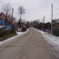 Pidgaetska st., Бучач