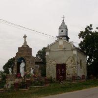Church of St. Anna, Бучач