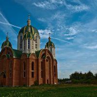 Nowa cerkiew w Buczaczu, Бучач