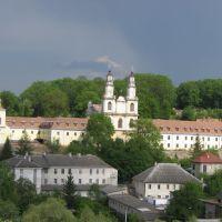 Бучач (Тернопільська обл.) - Василіянський монастир, Бучач