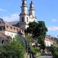 Василіянський монастир у Бучачі, 18 ст., Бучач