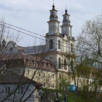 Kościół w Buczaczu, Бучач