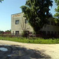 Фабрика (на розі), Великі Бірки, 2011, Великие Борки