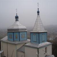 Вишнівець (Тернопільська обл.) - Вознесенська церква 1530 р., Вишневец