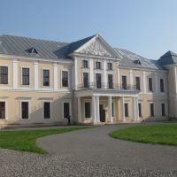 Вишнівецький замок, двір, Вишневец