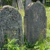 Jewish cemetery in Wiśniowiec, Вишневец