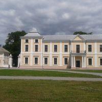 Палац Вишневецьких, українських князів, внутрішній двір, Вишневец