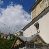 Православна церква біля палацу Вишневецьких, Вишневец