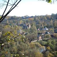 село Вишнівець. / Vyshnivets village. (2012), Вишневец