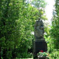 Мемориал погибшим односельчанам в годы Великой Отечественной войны., Вишневец