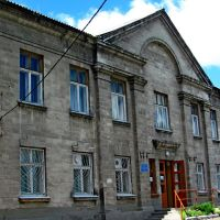 Поликлиника в пгт Вишнивец., Вишневец