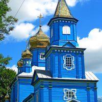 Свято-Троицкая церковь 1892г.пгт Вишнивец, Вишневец