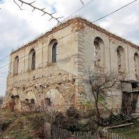 с. Гримайлів. Синагога.(XVIIст.)/Hrymayliv village. Synagogue.(XVIIст.), Гримайлов