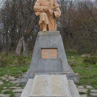 Памятник загиблим воїнам, Гримайлов