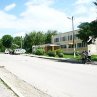 Центр смт Гримайлів, Гримайлов