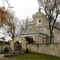 Церква Покрови Пресвятою Богородиці (1806р.), Гримайлов
