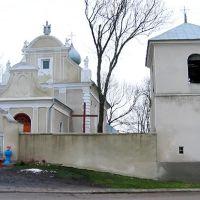 Покровська церква (1806 рік). Гримайлів., Гримайлов