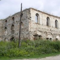Grymailiw synagogue, Гримайлов