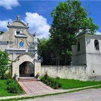 Гримайлівська Покровська церква з дзвіницею. 1806 р., Гримайлов