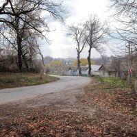 Гримайлів. Дорога на Хоростків./Grymailiv. Road to Khorostkiv.(2013)., Гримайлов