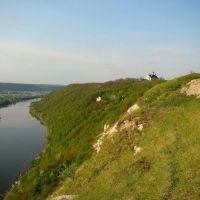 монастир на схилах Дністровського каньйону, Залещики
