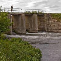 Міст через Серет, Заложцы