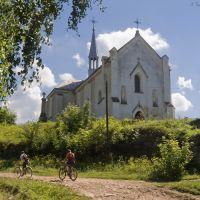 Костел у Лошневі, Заложцы