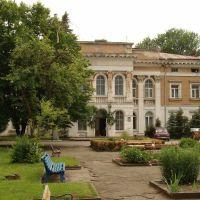 Палац Реїв - Потоцьких, Заложцы