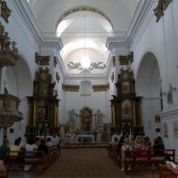 Zbaraż - kościół, Збараж