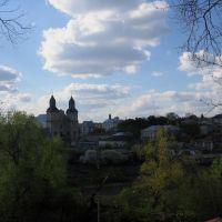 панорама Збаража, Збараж