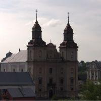 Костел, Збараж