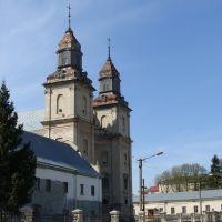 Збаражський костел, Збараж