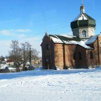 Церква Святого Юрія у Збаражі, Збараж