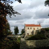 Збараж. Замок (1621-1633р.р.)/Zbarash.Castle. (1621-33), Збараж