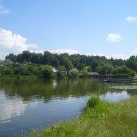 Збаразьке озеро, Збараж