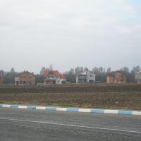 Новобудови, Збараж
