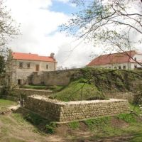 Castle in Zbarazh, Ternopil region, Ukraine, Збараж