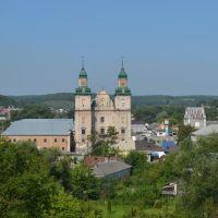 Величний  костел Бернардинського монастиря в Збаражі, Збараж