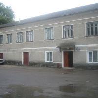 Зборівська лікарня (06/2009), Зборов