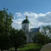 Церква Зборів, Зборов
