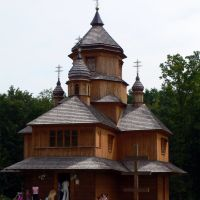 Holzkirche, Золотники