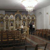 Church Zarvanytcia, Золотники