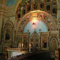Church Zarvanytsia   VIII 2004, Золотники