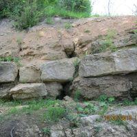 Камяна кладка, Золотники