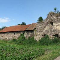 Замок початку XVII століття, Золотойпоток