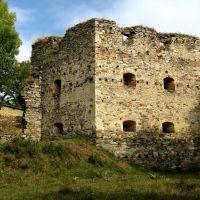 Золотий Потік. Замок. Південна вежа.(1625р.) / Zolotiy Potik. Castle-fortress. Southern tower. (1625), Золотойпоток