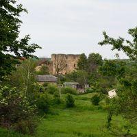 Золотий Потік,замок Потоцьких, Золотойпоток