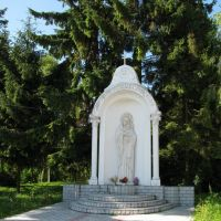 Фігура до 2000 років від народження Ісуса Христа/A figure is to 2000 years from birth of Jesus Christ, Козова