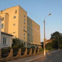 Будинок податкової адміністрації та Укртелекому/House of tax administration and Ukrtelekomu, Козова